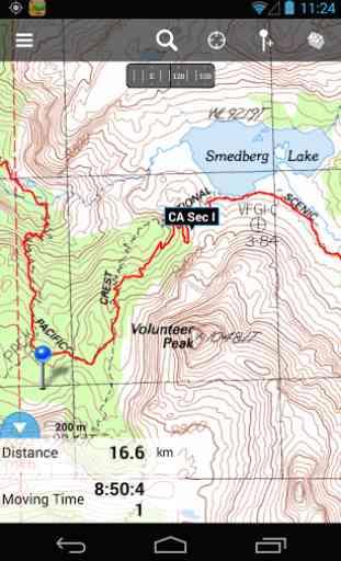 Gaia GPS: Topo Maps and Trails 1