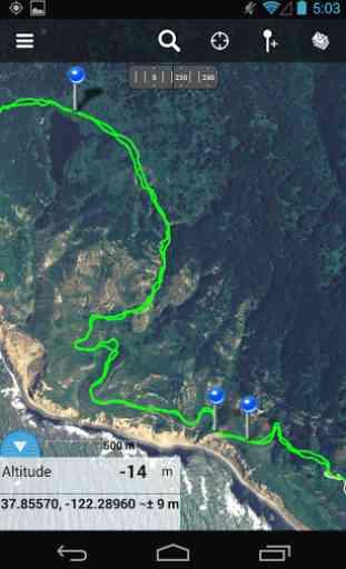Gaia GPS: Topo Maps and Trails 3
