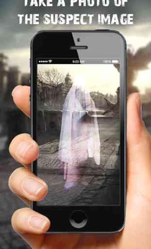 Ghost Detector Camera Pro 3