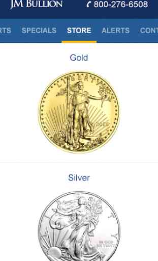 Gold & Silver Spot Price 4
