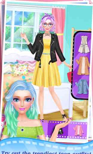 High School BFF Movie Makeover 3