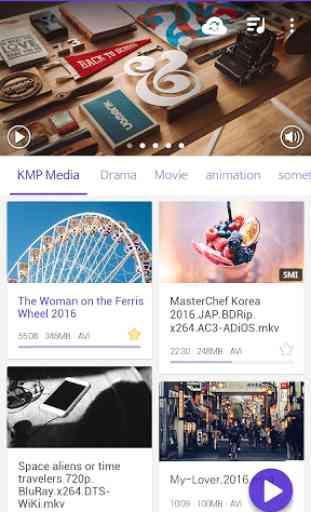 KMPlayer (Play, HD, Video) 1