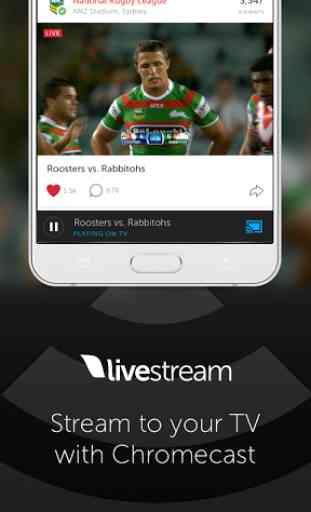 Livestream 4