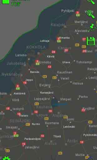 Mapitare Road Map Finland 4