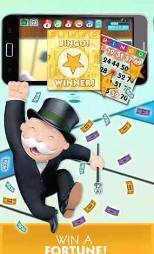 MONOPOLY Bingo! 4