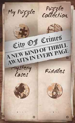 Mystery Case Files: Crime City 1