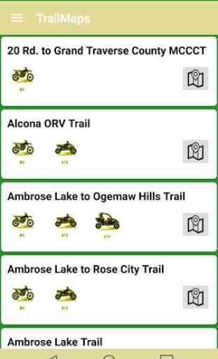 ORV Trail Maps 1
