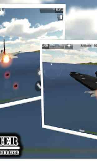 Plane Simulator 3D 2016 1