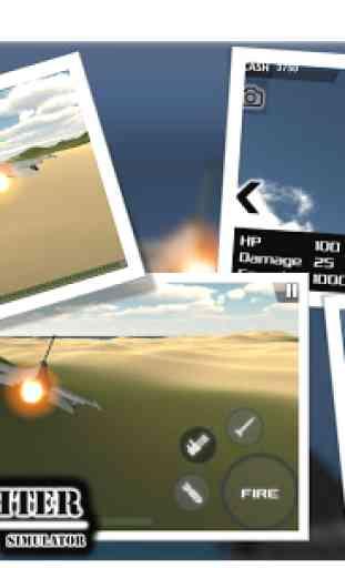Plane Simulator 3D 2016 3