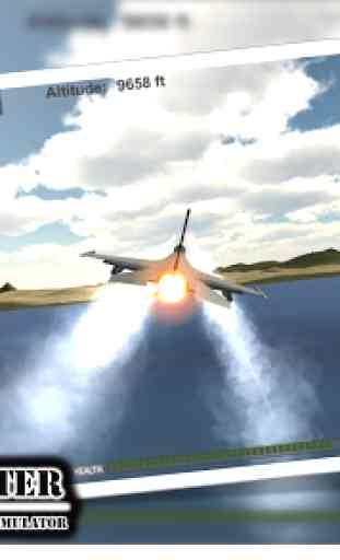 Plane Simulator 3D 2016 4
