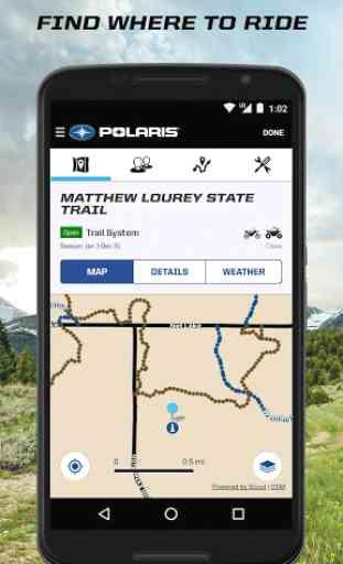 Polaris Ride Command 1