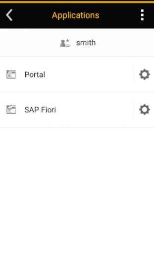 SAP Authenticator 4