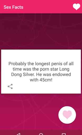 Sex Facts Free 3