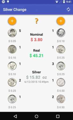 Silver Change 1