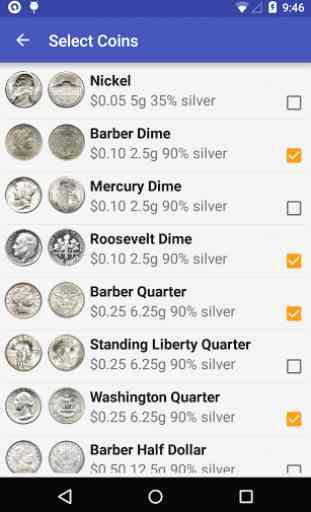 Silver Change 2