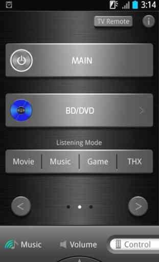 TASCAM AVR Remote 2