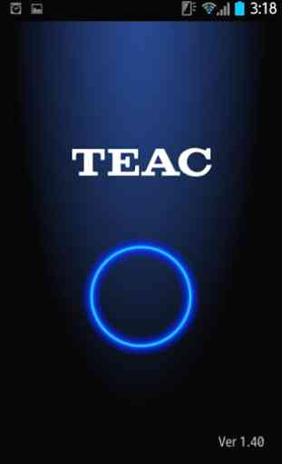 TEAC AVR Remote 1