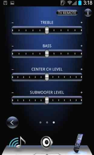 TEAC AVR Remote 4