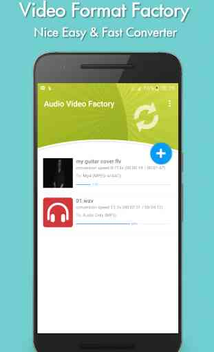 Video Format Factory 1