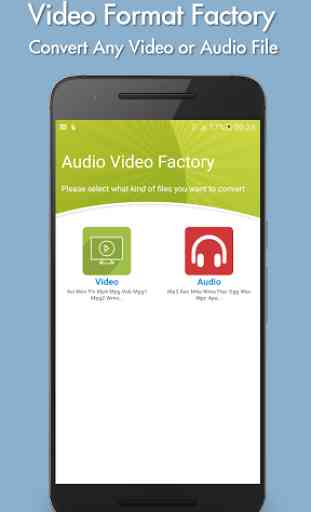 Video Format Factory 2