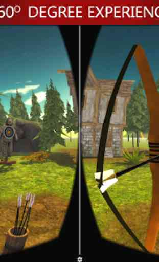 VR Bow and Archer 3D Game 2