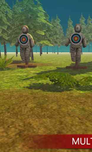 VR Bow and Archer 3D Game 3