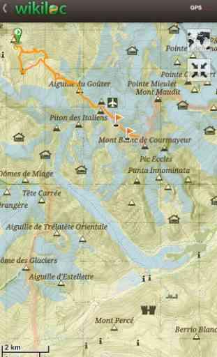 Wikiloc outdoor navigation GPS 1