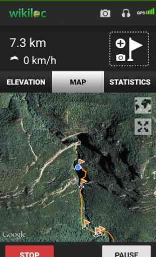 Wikiloc outdoor navigation GPS 3