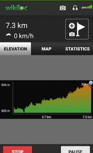 Wikiloc outdoor navigation GPS 4