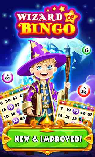 Wizard of Bingo 1