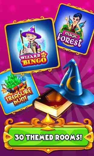 Wizard of Bingo 2