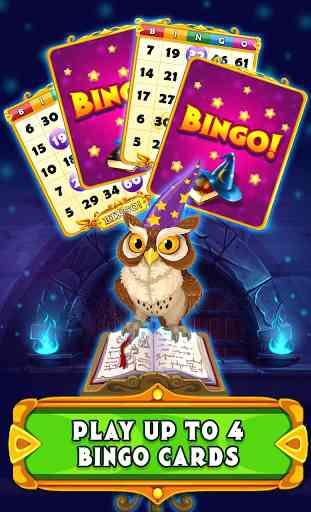 Wizard of Bingo 3