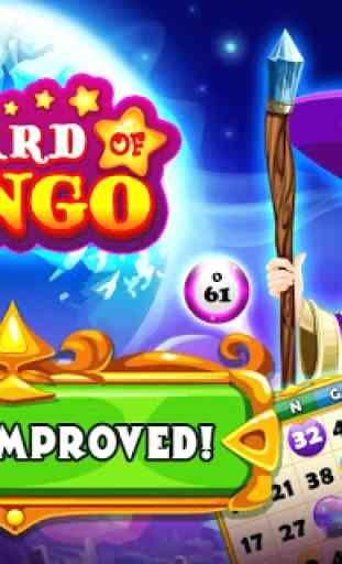 Wizard of Bingo 4