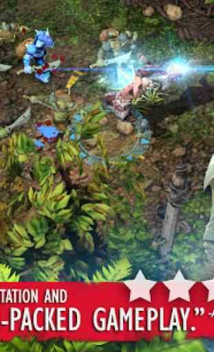 Wraithborne - Action RPG Free 1