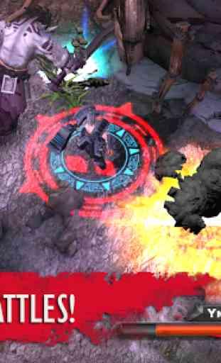 Wraithborne - Action RPG Free 4