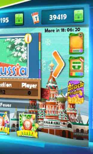 Bingo Fever - Free Bingo Game 1