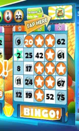 Bingo Fever - Free Bingo Game 3