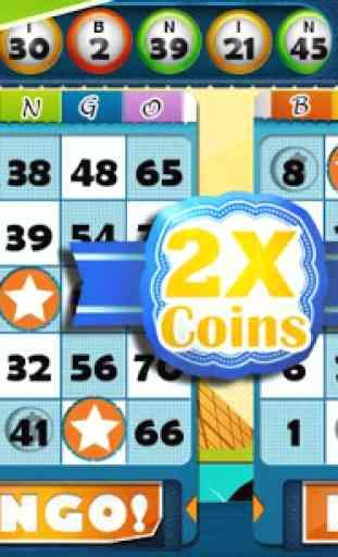 Bingo Fever - Free Bingo Game 4