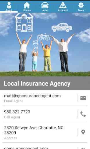 Insurance Agent 1