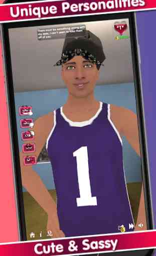My Virtual Boyfriend Free 3
