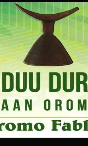 Oduu Durii Oromoo Fables 1
