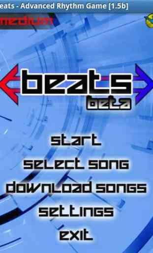 Beats, Advanced Rhythm Game 4