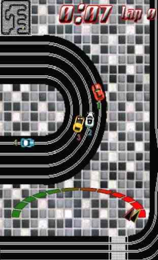 Car Tracks Free 1