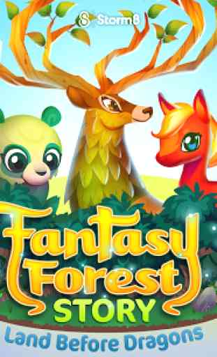 Fantasy Forest Story 4