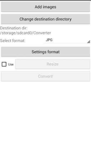 Free Image Converter 1