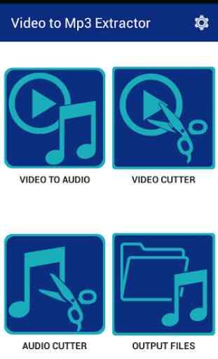 Video to Mp3 Converter, Cutter 1