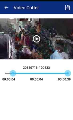 Video to Mp3 Converter, Cutter 3