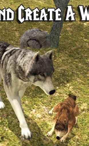 Wild Wolf Adventure Simulator 1