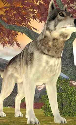 Wild Wolf Adventure Simulator 2
