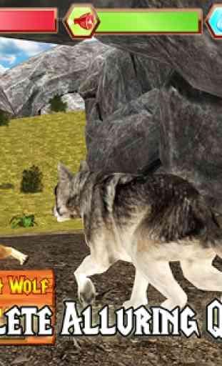 Wild Wolf Adventure Simulator 3